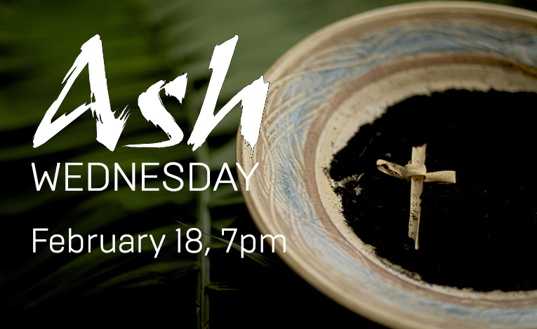 2018 Ash Wednesday Vancouver service
