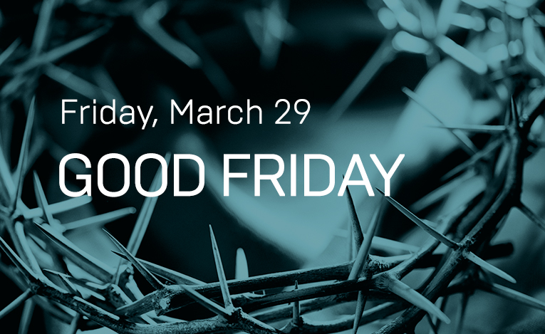2018 Good Friday Lutheran Service in Vancouver