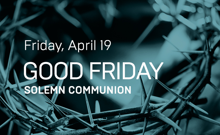 2019 Good Friday Church Service in Vancouver