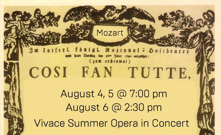 Summer operat in Vancouver